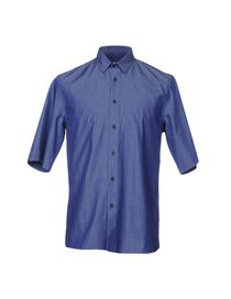 MAURO GRIFONI - Solid color shirt