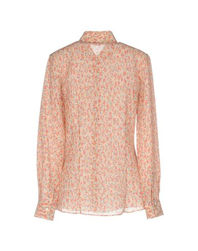 CALIBAN Camisas y blusas de seda