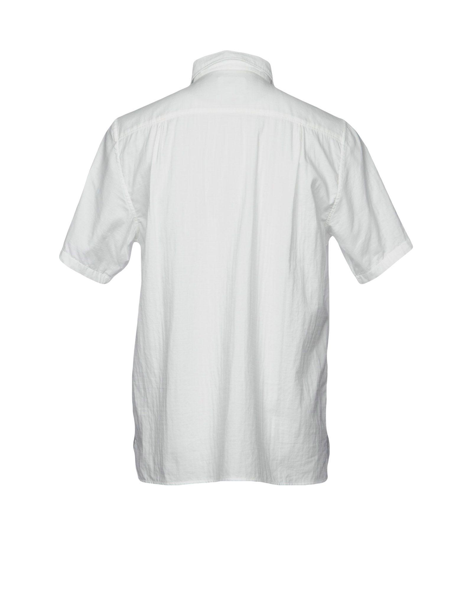 Camicia Norse Tinta Unita Norse Camicia Projects Uomo - 38707474RU 4d7455