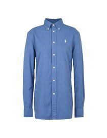 Polo Ralph Lauren Hemden - Polo Ralph Lauren Damen - YOOX 15587d4b1b