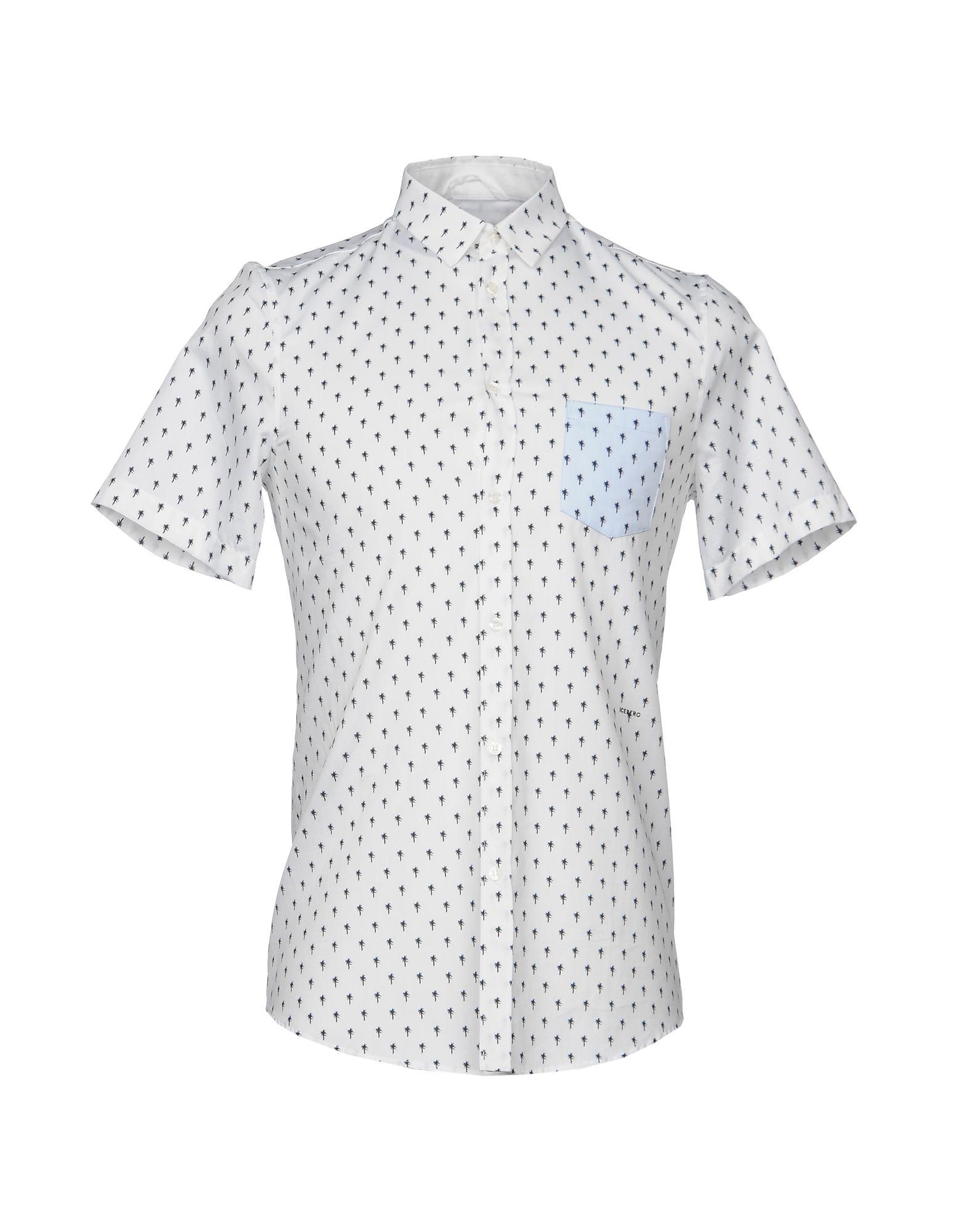 Camicia Fantasia Iceberg Uomo - Acquista online su