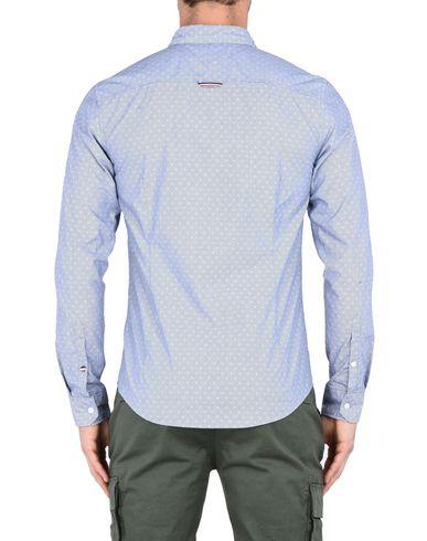TOMMY JEANS TJM BASIC SLN DOBBY SHIRT L/S 11 Camisa estampada