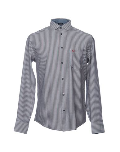 ARMANI JEANS Camisas de rayas