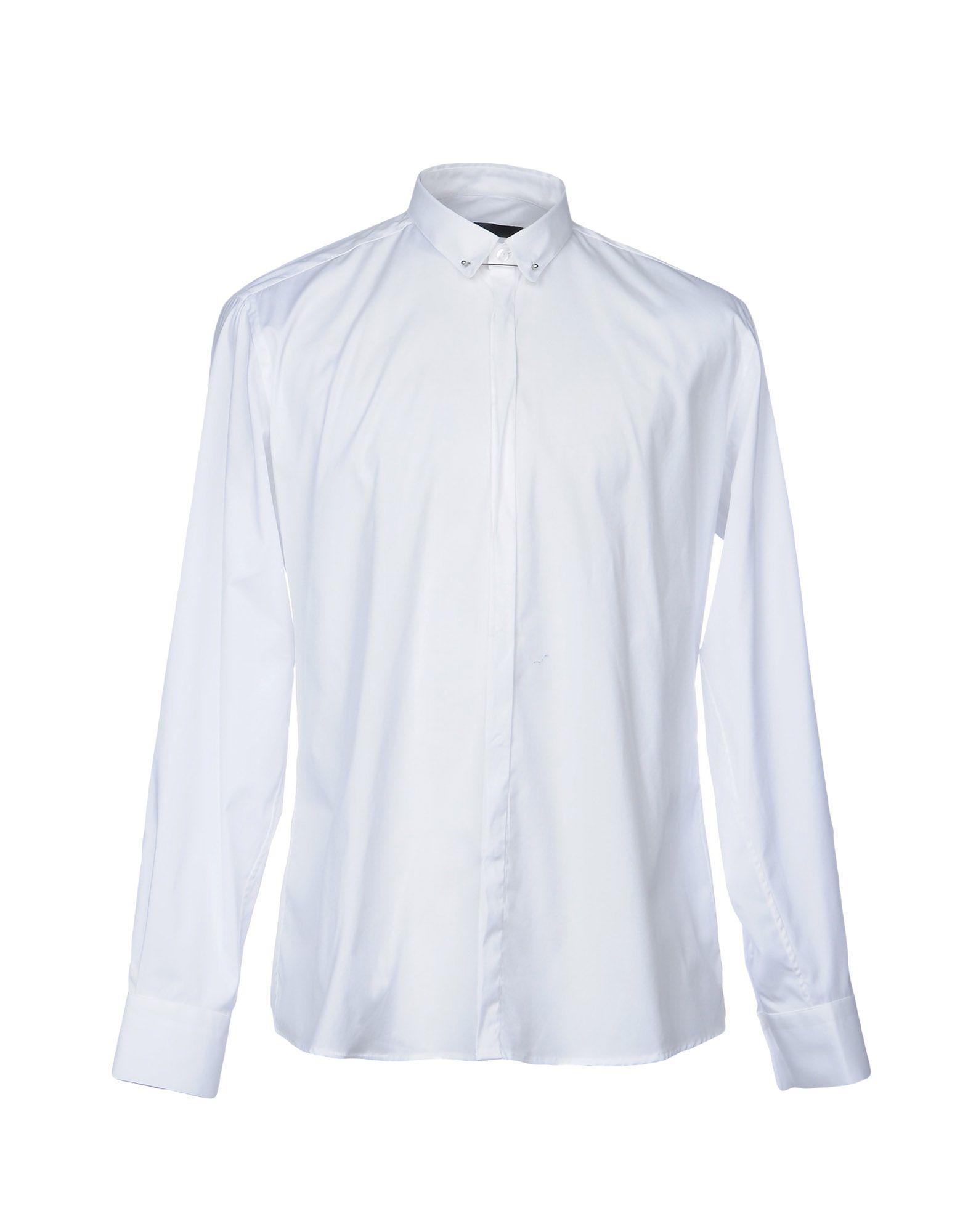 Camicia Tinta Unita Karl Lagerfeld Uomo - Acquista online su