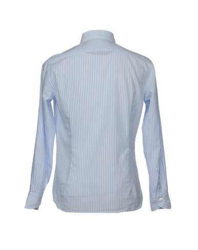 Caliban Stripete Skjorter billig for billig CaaVW4Y6B