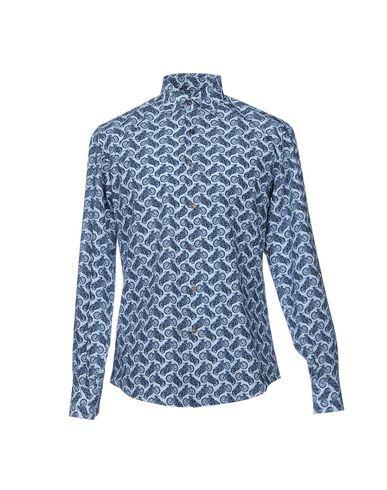 SALVATORE FERRAGAMO Hemd mit Muster Billig Verkauf Shop Empfehlen Verkauf Neuer Xc5Bm