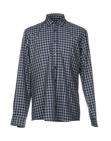 Daniele Alessandrini Rutete Skjorte billig salg footlocker billig Manchester billig salg utforske kjøpe billig klaring mKNPQ