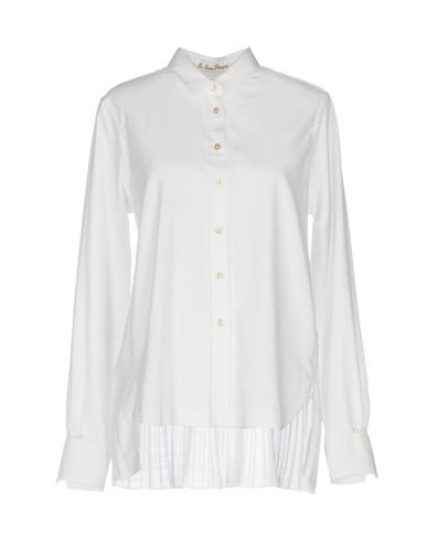 LE SARTE PETTEGOLE Hemden und Blusen einfarbig 100% Original Günstiger Preis Cn0w8vlRTz