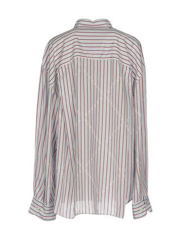 Balenciaga Stripete Skjorter salg klassiker wiki billig online billig salg 2015 EO0FfUo