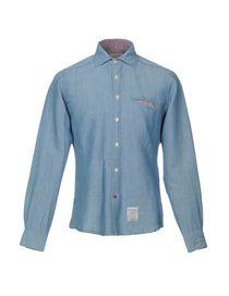 FRED MELLO - Camicia in lino