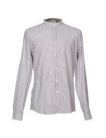 Camicie A Righe Cotone Uomo online  Collezione Uomo su YOOX 27326ea82f1