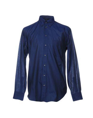 BAGUTTA Einfarbiges Hemd Suche Zum Verkauf advc2