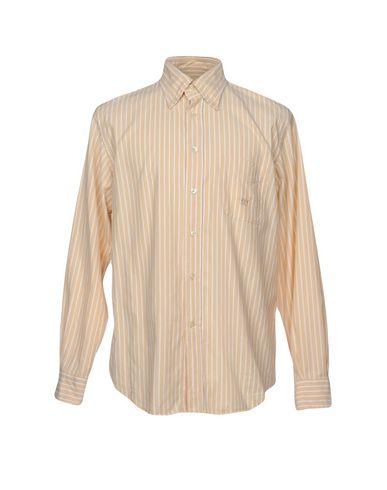 Henry Bomull Camisas De Rayas gratis frakt falske opprinnelige for salg nAbTZSmcUB