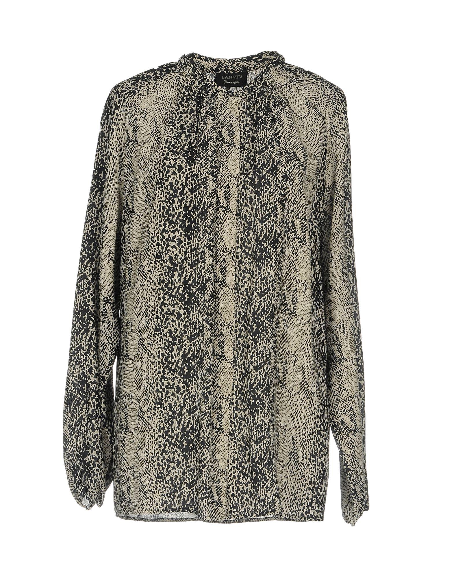 Camicie E Bluse Fantasia Lanvin Donna - Acquista online su nYae9AptW