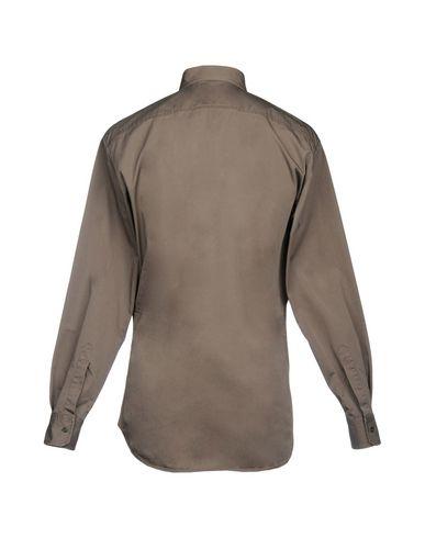 Verkauf 2018 Perfekt DSQUARED2 Einfarbiges Hemd Erhalten Authentische Online Rabatt Wahl tIAUd8rOl