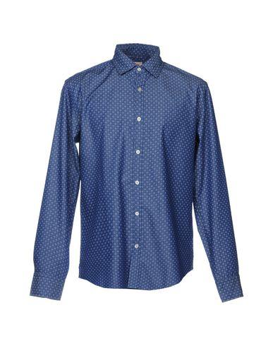 Nuovi Prodotti 115b8 894f1 VINTAGE 55 Camicia fantasia - Camicie | YOOX.COM