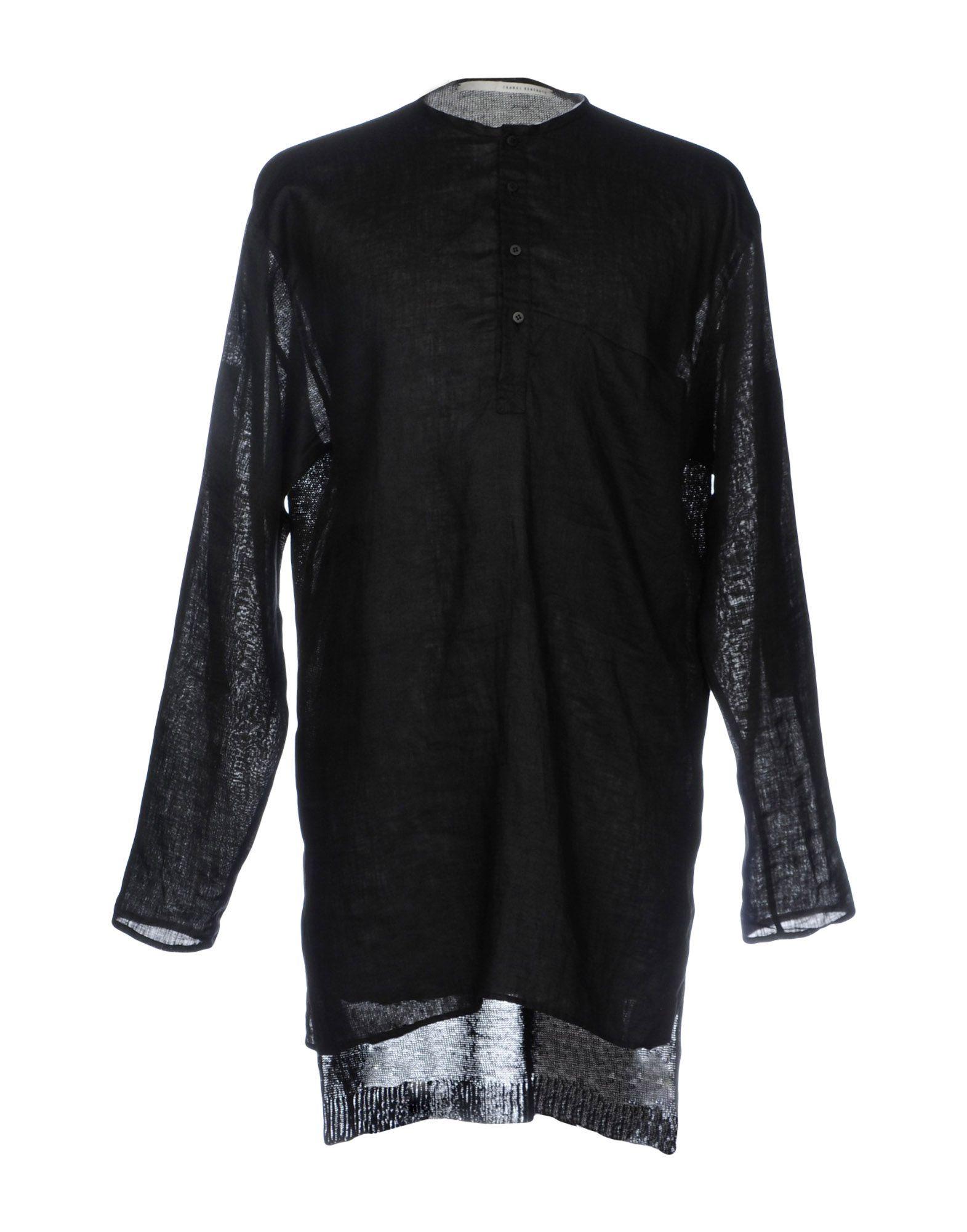 Camicia In Lino Isabel Benenato Uomo - Acquista online su