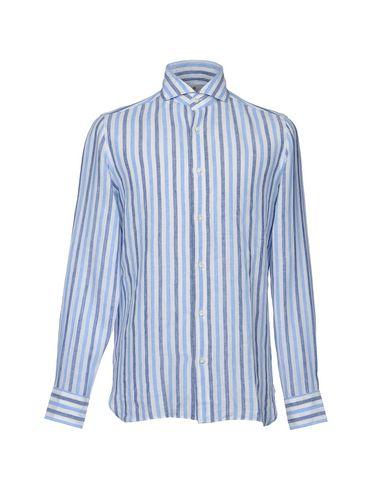 kjøpe online nye stor rabatt Luigi Borrelli Napoli Camisa De Linfrø plukke en beste anbefaler rabatt rabatter Y6JUYE