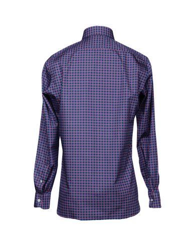 Luigi Borrelli Napoli Camisa Estampada rabatt lav pris i Kina n9LEE