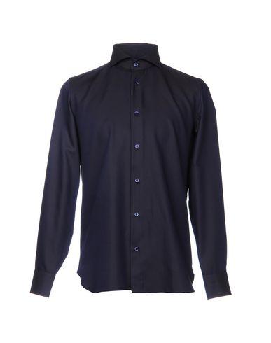 under $ 60 Luigi Borrelli Napoli Camisa Lisa billig lav pris klaring virkelig nye online rSUoLwLWU