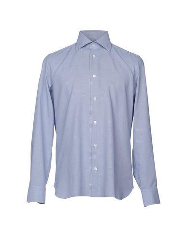 for billig utløp autentisk Luigi Borrelli Napoli Camisa Estampada klaring nedtelling pakke bla salg utmerket B88lyEw