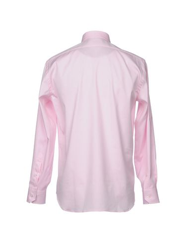 Tru Trussardi Camisa Lisa salg målgang 3479WMFz7T
