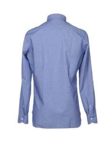 billig fasjonable Luigi Borrelli Napoli Camisa Estampada uttak visa betaling billig billig clearance klassisk salg beste stedet L335u