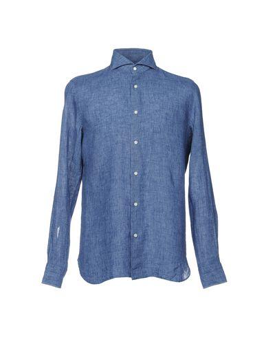 LUIGI BORRELLI NAPOLI Camisa de lino