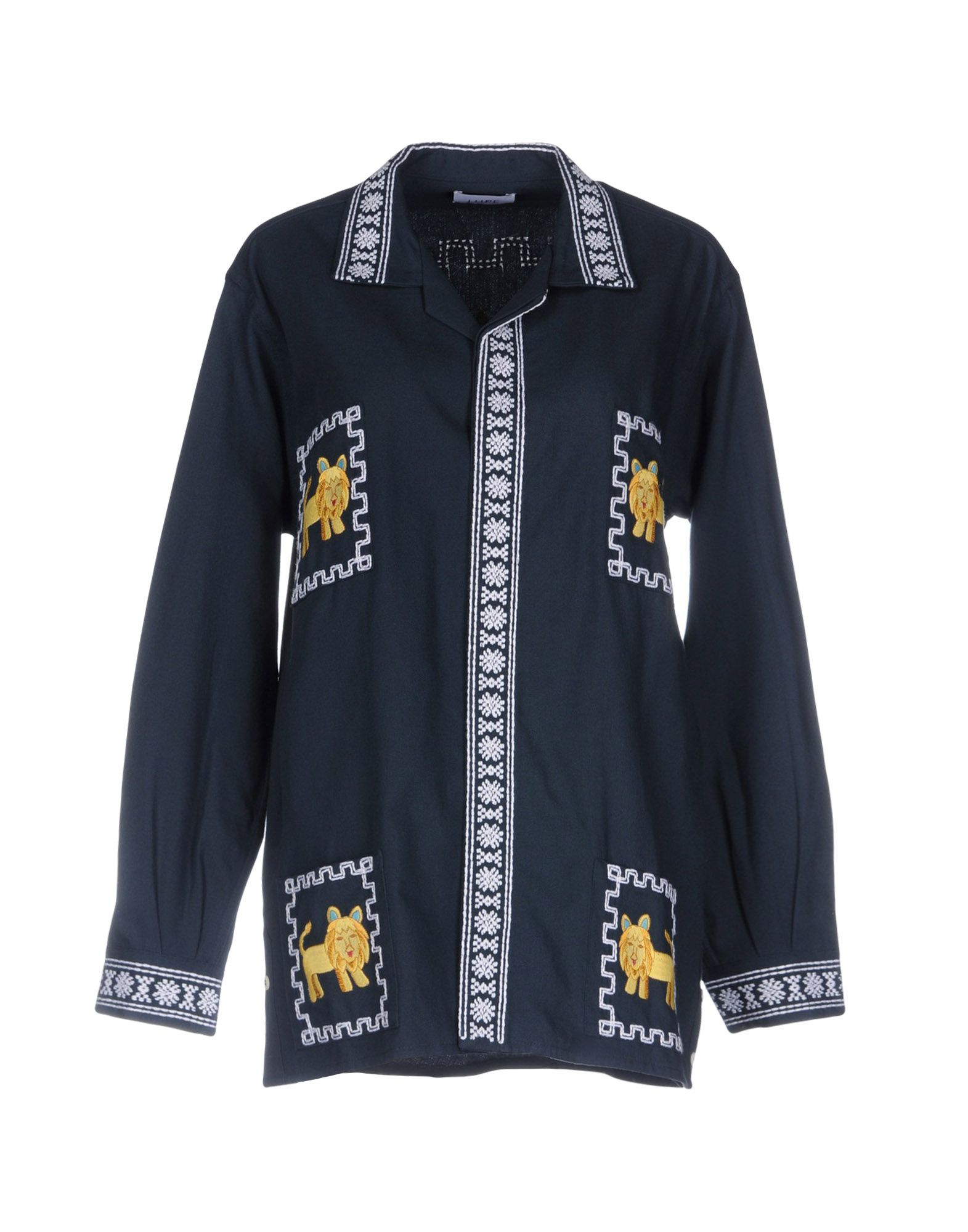 Camicie E bluse Tinta Tinta Tinta Unita Lupe donna - 38709934QC d64
