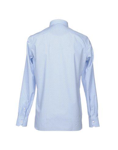 Luigi Borrelli Napoli Camisa Estampada fabrikkutsalg billige online rYaPfITWeP