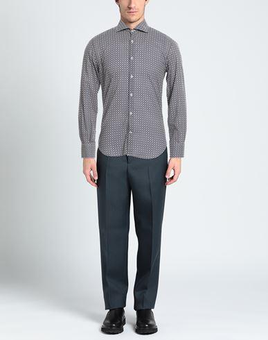 Brooksfield Trykt Skjorte gratis frakt utmerket billig salg pre-ordre iJDEsawB4