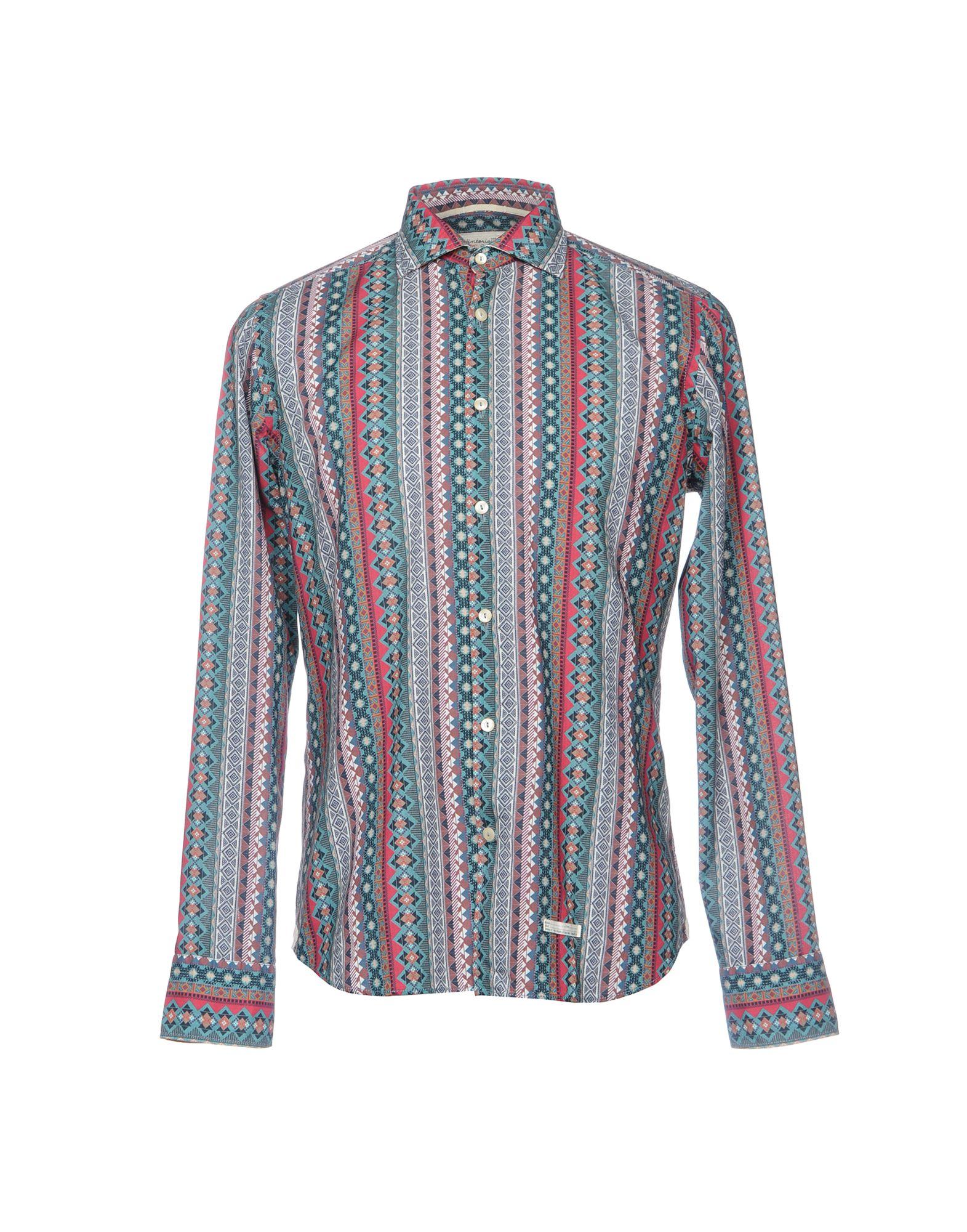 Camicia Fantasia Tintoria Mattei 954 Uomo 38710265IE - 38710265IE Uomo 5b57c2