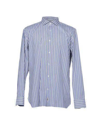 Günstige Fälschung Billig Komfortabel LUIGI BORRELLI NAPOLI Gestreiftes Hemd Rabatt populär BhbYc7