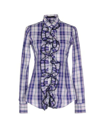 Aglini Rutete Skjorte gratis frakt butikken fasjonable kjøpe billig rekkefølge Valget billig online klaring rimelig kHWbpAQ
