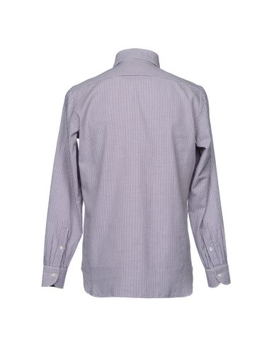 trygg betaling salg utforske Luigi Borrelli Napoli Camisa Estampada billig lav pris ThpUcBl