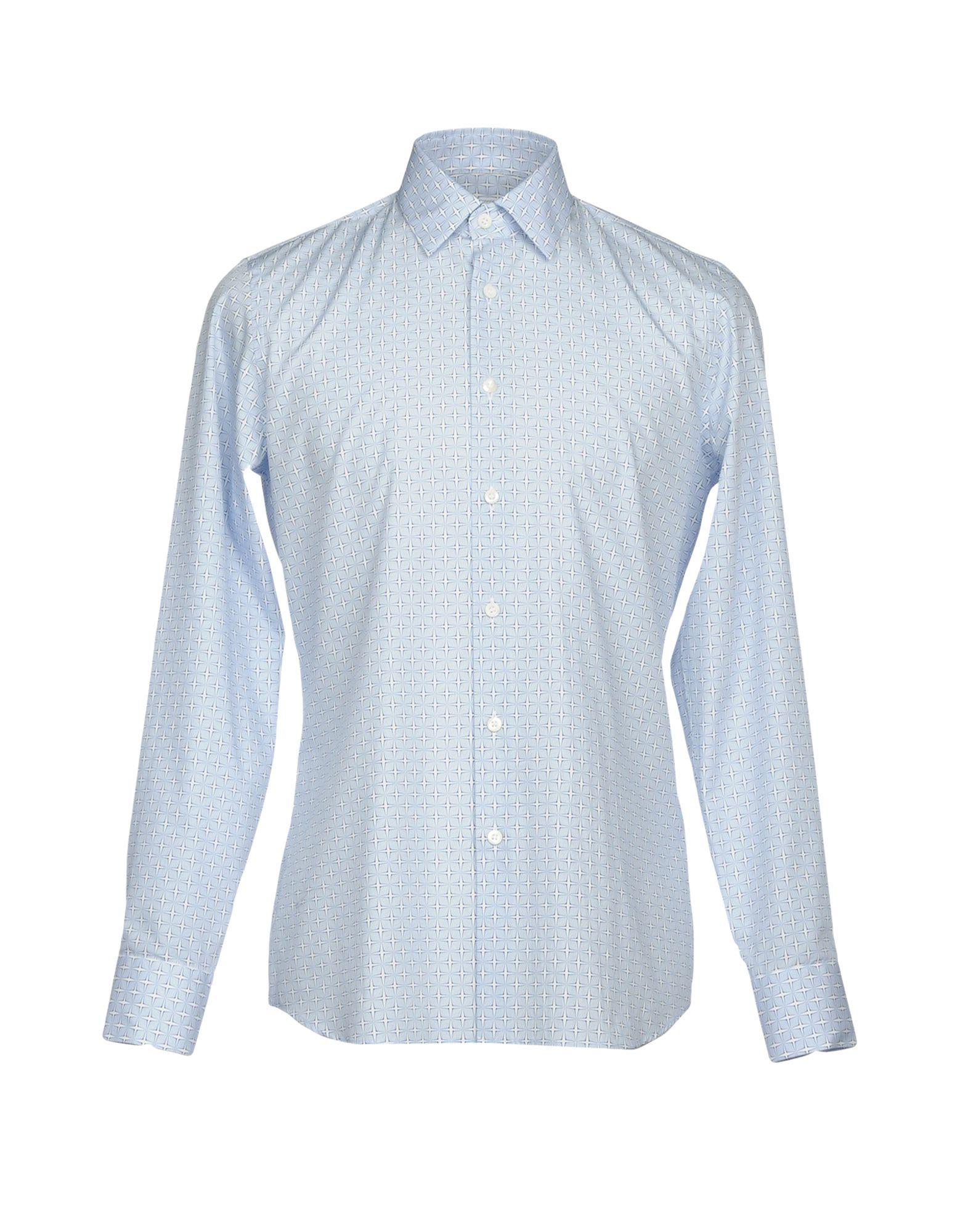 Camicia Fantasia Prada herren - 38710550IV