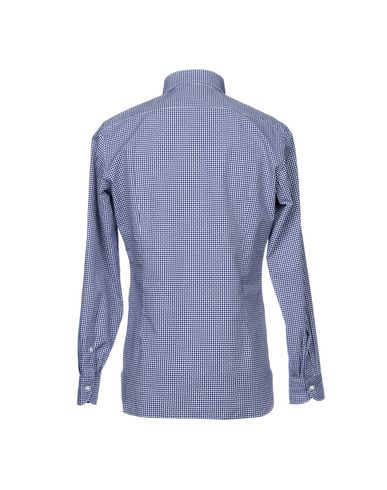 Luigi Borrelli Napoli Camisa De Cuadros rabatter billig online koste rabatt billig pris uS5hPo0BX