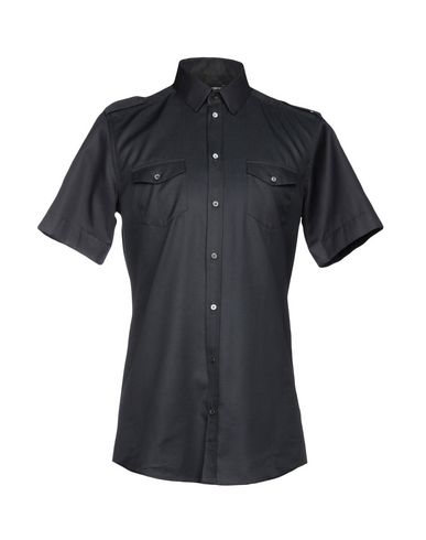 Dolce & Gabbana Solid Color Shirt   Shirts U by Dolce & Gabbana