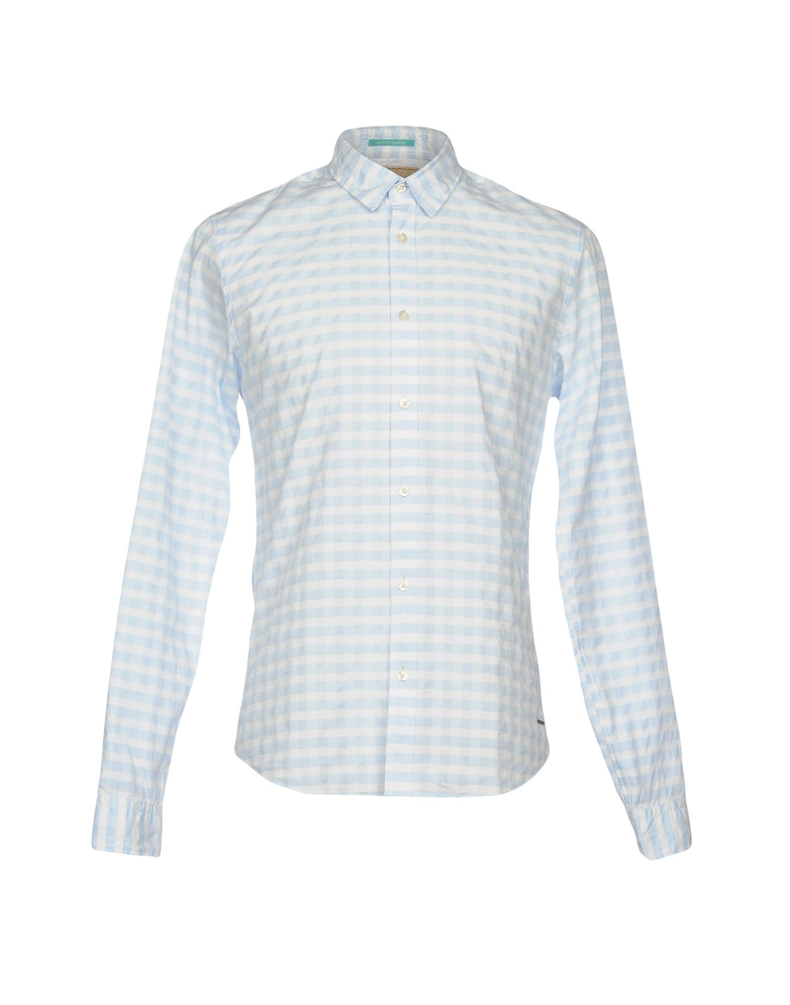 Camicia A Righe & Scotch & Righe Soda Uomo - 38710624VP 738663