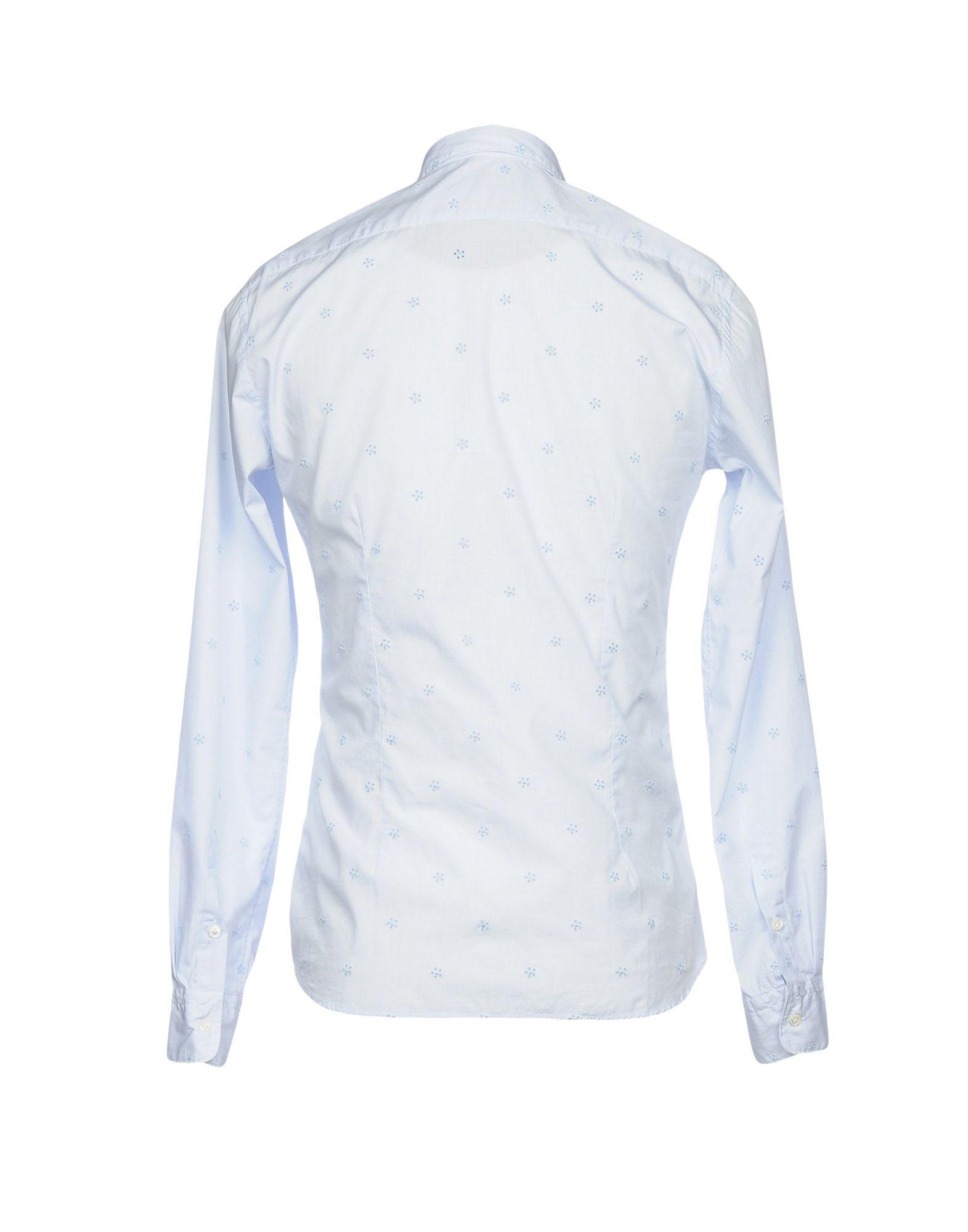 Camicia Camicia Camicia A Quadri Aglini Uomo - 38710649AE 5e2e4b
