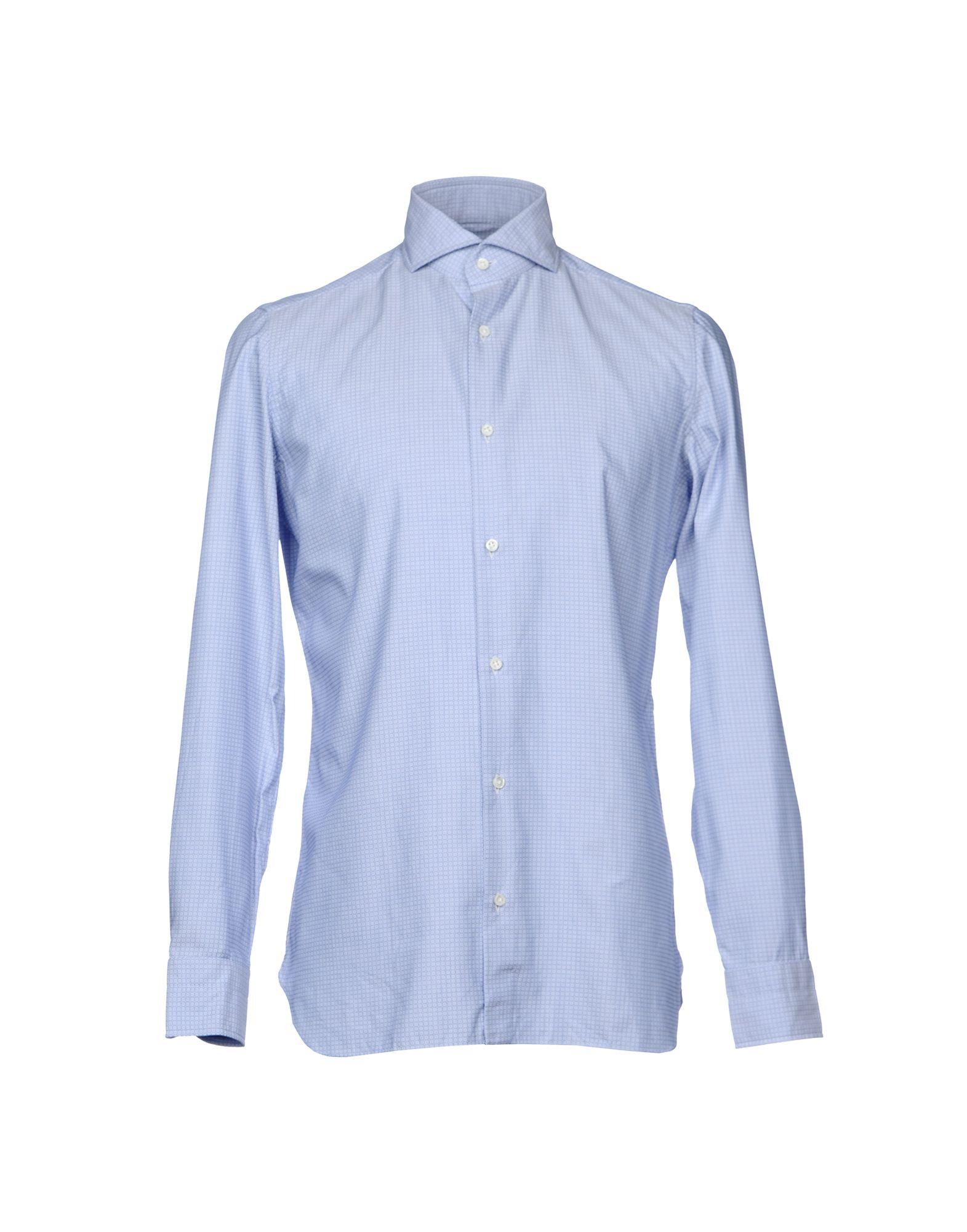 Camicia Fantasia Luigi Borrelli Napoli Uomo - Acquista online su