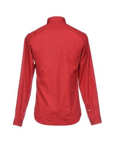 JIL SANDER Einfarbiges Hemd