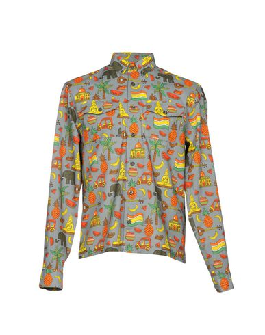 PRADA - Patterned shirt