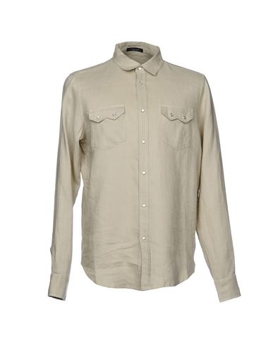 Roberto Collina Shirt Lino billig salg DylYuWPD90