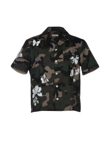 VALENTINO柄入りシャツ