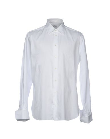 ARMANI COLLEZIONI Camisa lisa