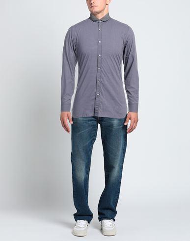 Rutete Skjorte Lanvin 2014 unisex salg hvor mye kjøpe billige priser klaring kjøpet fowy02t3