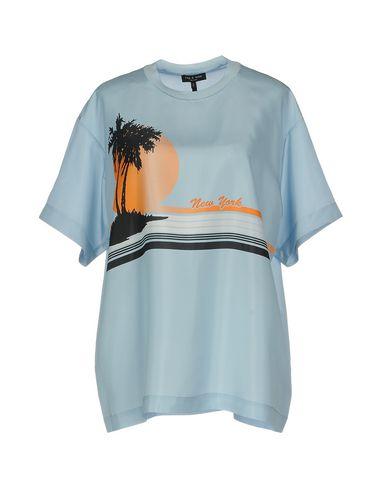 RAG & BONEシルクシャツ&ブラウス