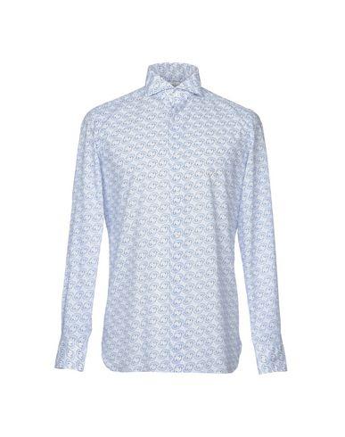 salg få autentiske Luigi Borrelli Napoli Camisa Estampada rabatt stor rabatt klaring pre ordre salg butikk jjPe3KhQQ