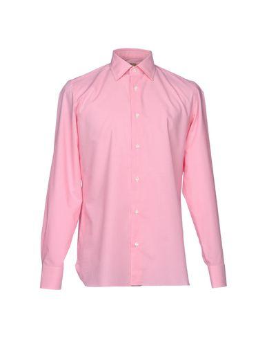 LUIGI BORRELLI NAPOLI Camisa de cuadros